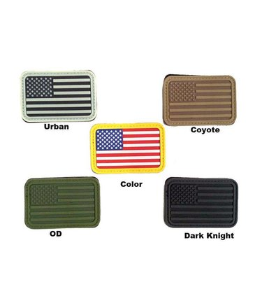 Airsoft Extreme USA Flag Patch