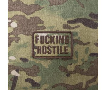 NextGen Warfighter GWA Fucking Hostile, Multicam