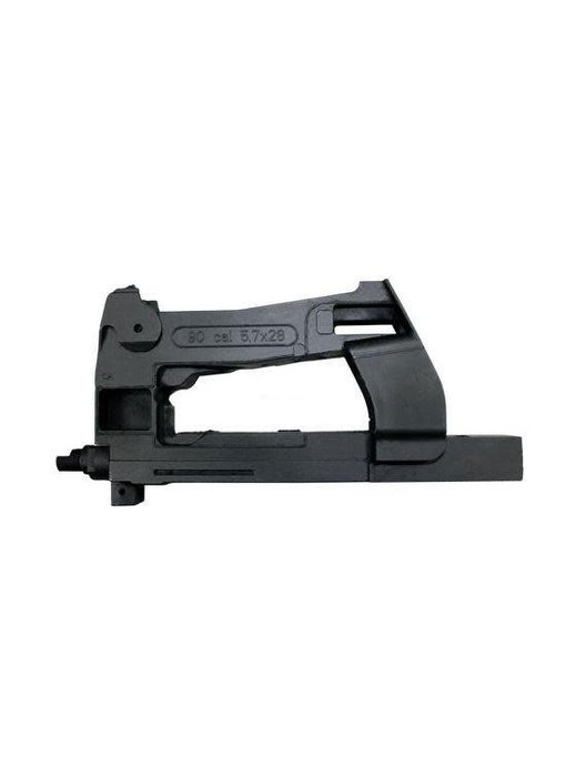 Classic Army P90 MBK for red dot scope