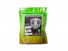 Airsoft Extreme AEX 0.28g 3,500 round Biodegradable 6mm Airsoft BBs
