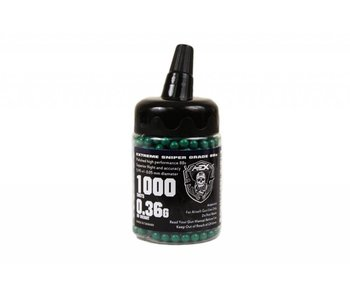 AEX 0.36g BBs 1000 ct Bottle