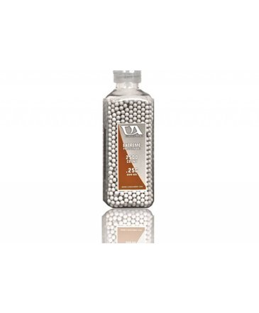 Classic Army Classic Army 0.25g BBs 2500 rd Bottle