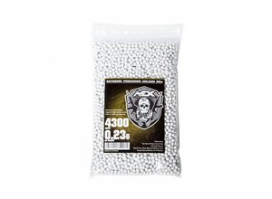 Airsoft Extreme AEX 0.23g 4300ct 6mm Airsoft BBs