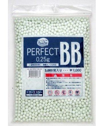 KWA KWA Perfect 0.25g BBs 3000ct Bag