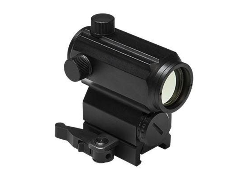 """NcStar NcStar VISM Micro Red / Blue Dot with Integrated 1.7"""" High Mount"""