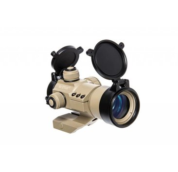 NcStar NC Star Tactical R/G/B Dot w/ Cantilever Mount