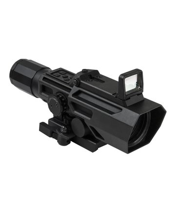 NcStar NcStar ADO 3-9x42 P4 Sniper Scope with Flip Up Dot