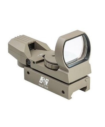 NcStar NC Star 4 Reticle Red/Green Dot Sight
