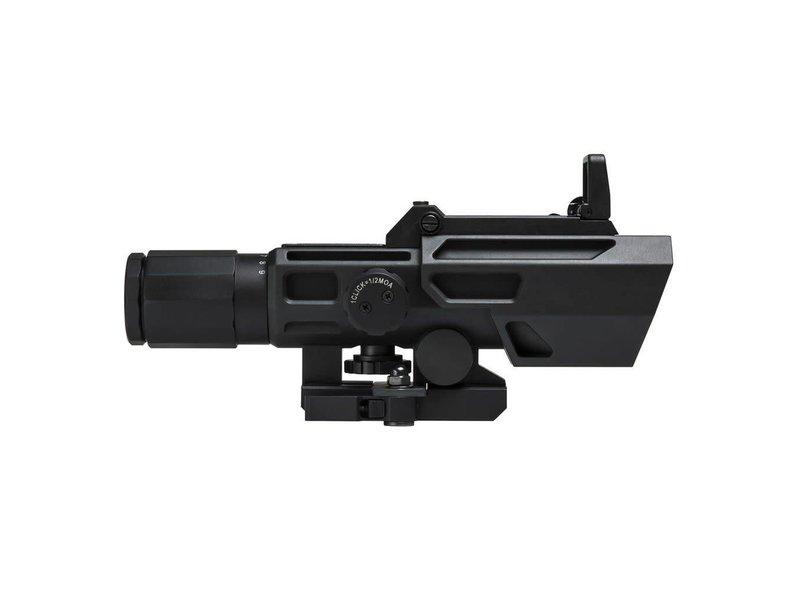 NC Star NC Star ADO 3-9x42 P4 Sniper Scope with Flip Up Dot