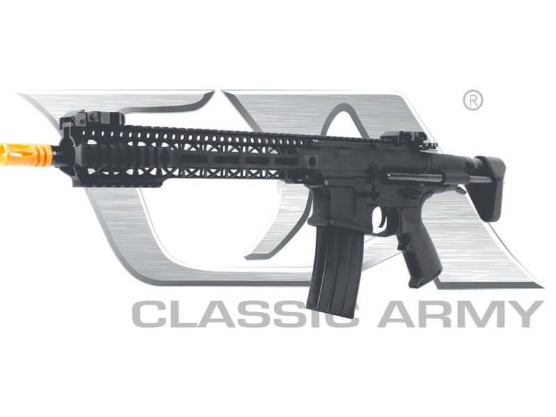 Classic Army Classic Army Nemesis HEX Black