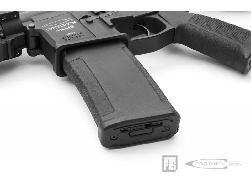 PTS PTS Centurion Arms CM4 C4-10 ERG (recoil; cutoff)