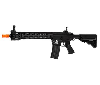 Lancer Tactical Interceptor SPR Poly Black
