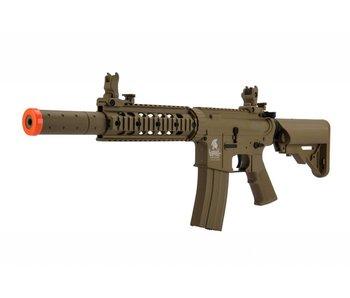 Lancer Tactical M4SD LP Rifle G2 Poly TN
