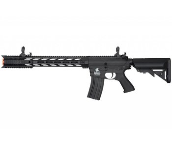 Lancer Tactical Interceptor SPR LP Black