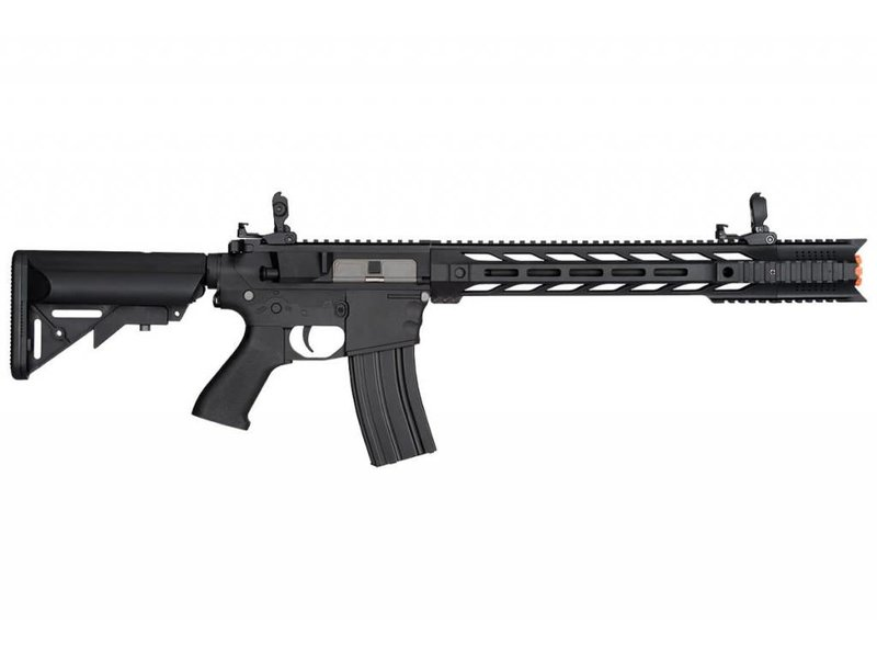 Lancer Tactical Lancer Tactical Interceptor SPR LP Black