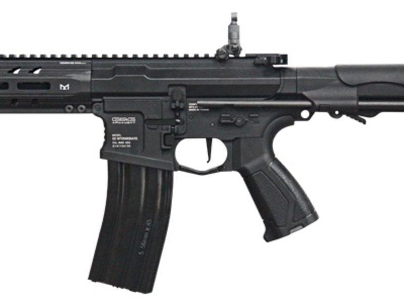G&G G&G ARP556 Full Metal M4 PDW AEG Black