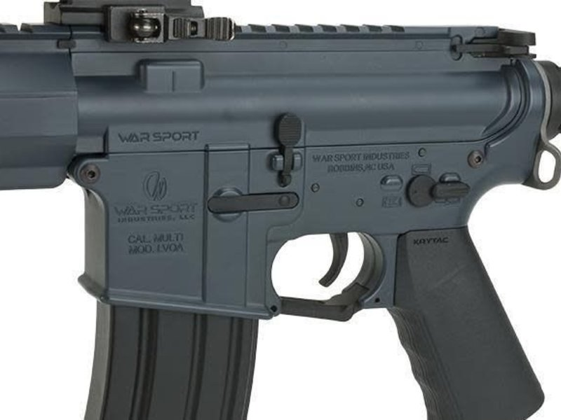 Krytac Krytac War Sport Industries Licensed LVOA-C M4 Carbine AEG