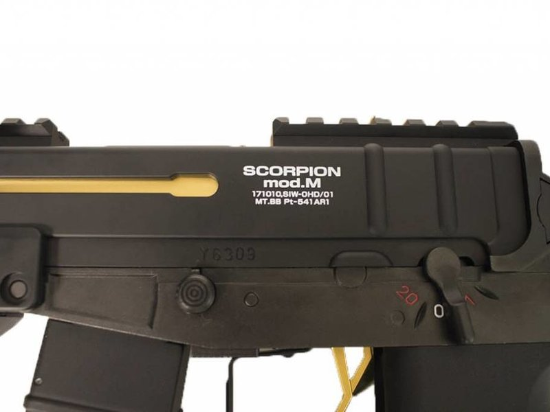 Tokyo Marui Tokyo Marui Scorpion Mod-M M-Lok Airsoft Electric Pistol