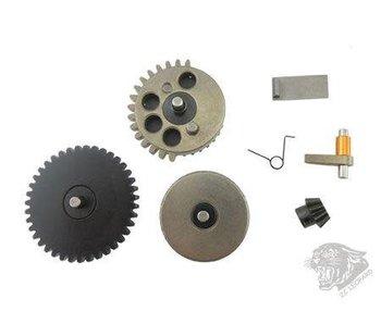 ZCI 3mm CNC Gear Set with Latch & Pinion