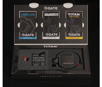 GATE TITAN V2 Complete Set, Front Wired