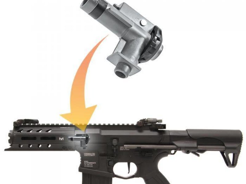 Prometheus Prometheus Wide Use AEG Hop-Up Chamber Set