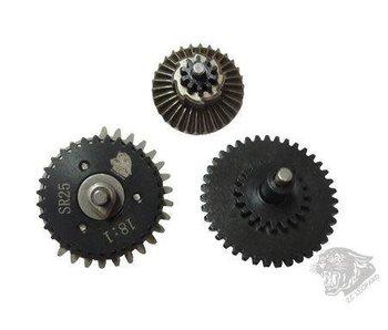 ZCI SR25 CNC Standard Torque Gear Set