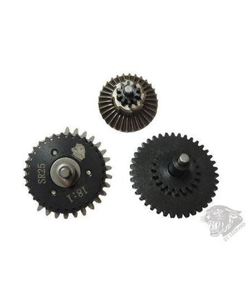 ZCI ZCI SR25 18:1 Standard Torque CNC Gear Set