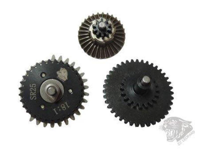 ZCI ZCI SR25 CNC Standard Torque Gear Set