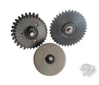 ZCI 16:1 3mm Bearing CNC Gear Set