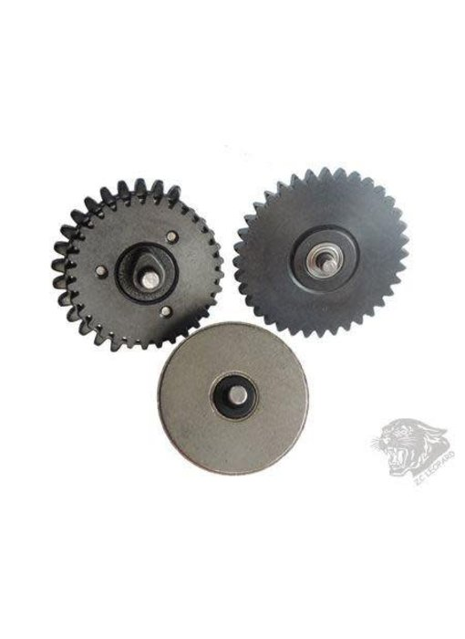 ZCI 16:1 3mm Bearing CNC Gear Set