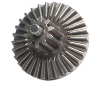 Bolt Steel Bevel Gear