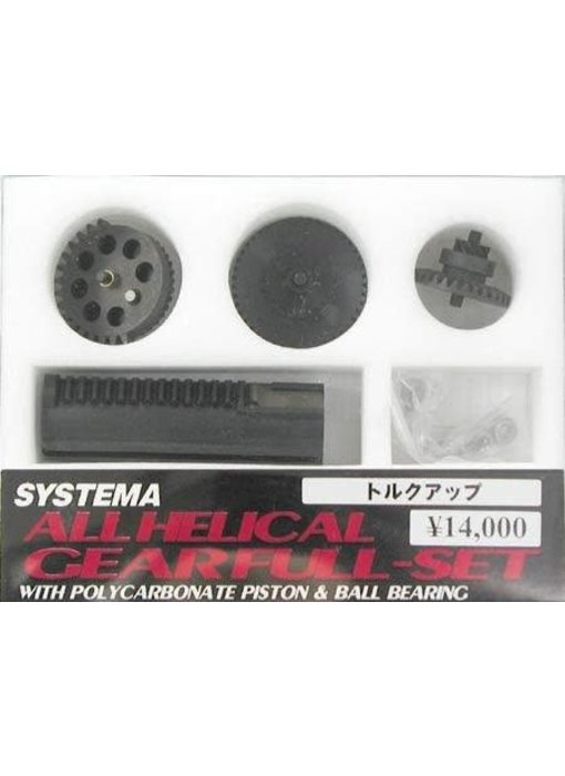 Systema All helical torque up full Set