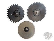 ZCI ZCI 18:1 3mm Bearing CNC Gear Set