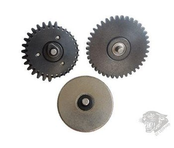 ZCI 18:1 3mm Bearing CNC Gear Set