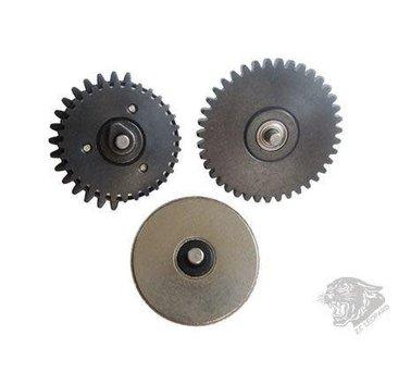 ZCI ZCI 18:1 3mm Bearing CNC Gear Set