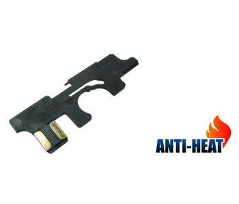 Guarder MP5 Selector Plate, Anti-Heat