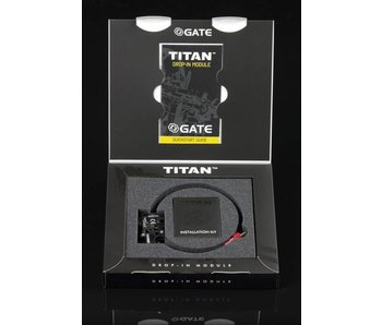 GATE TITAN V2 Basic Module, Front Wired