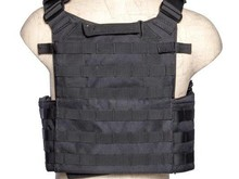 Lancer Tactical Lancer Tactical 69T4 Plate Carrier w/ Triple M4 Magazine Pouch