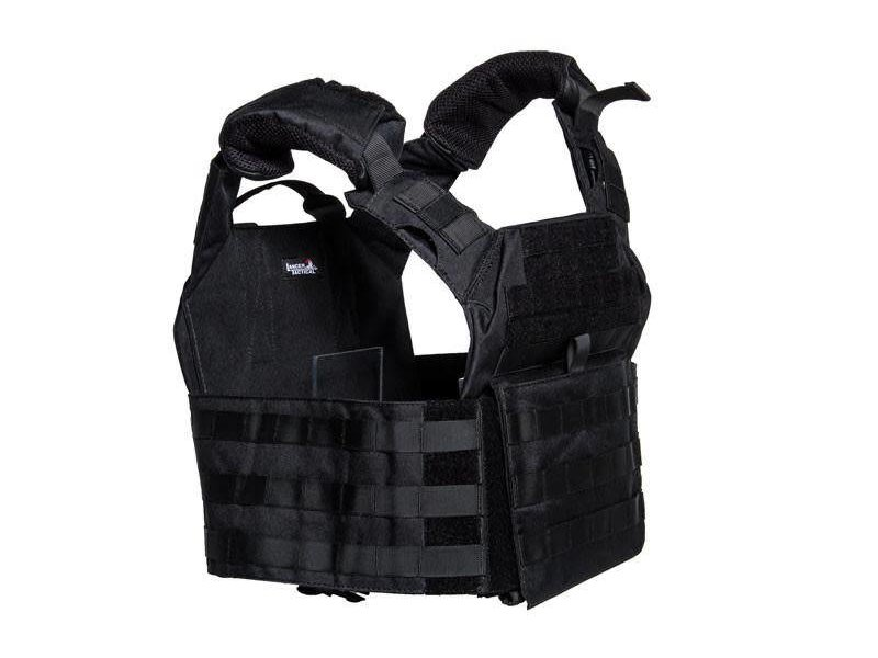Lancer Tactical Lancer Tactical SAPC w/ Dual Inner Magazine Pouch and Shoulder Pads