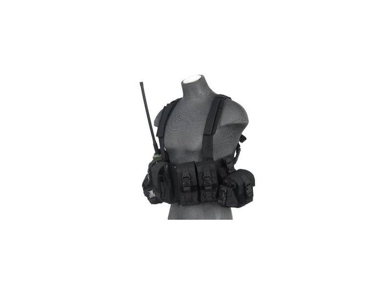 Lancer Tactical Lancer Tactical T1G Load Bearing Chest Rig w/ Zipper