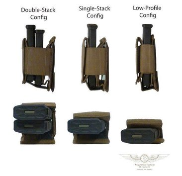 Regulation Tactical Regulation Tactical Reflex Mag Pouch