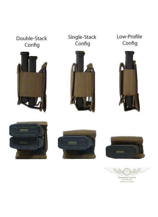 Regulation Tactical Reflex Magazine Pouch Mk2 Airsoft