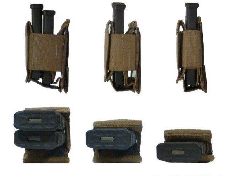 Regulation Tactical Regulation Tactical Reflex Magazine Pouch Mk2 Airsoft