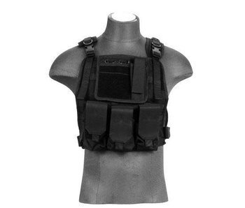 Lancer Tactical MOLLE Plate Carrier