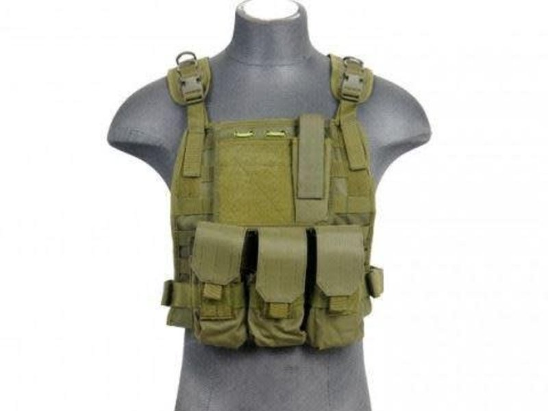 Lancer Tactical Lancer Tactical MOLLE Plate Carrier