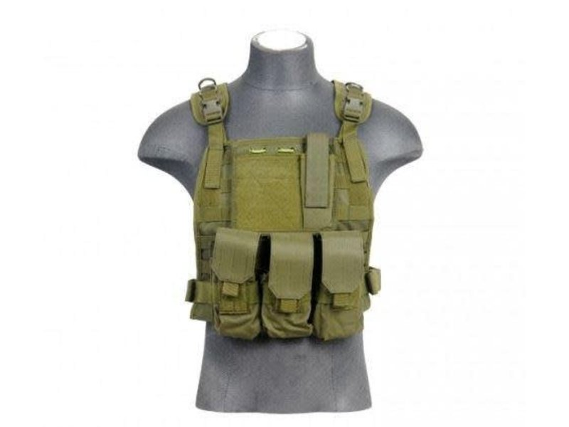 Lancer Tactical Lancer Tactical MOLLE Plate Carrier