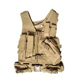 Lancer Tactical Lancer Tactical Cross Draw Vest Small