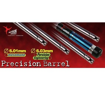 Action Army 485mm Javelin M24 6.01 TB Barrel