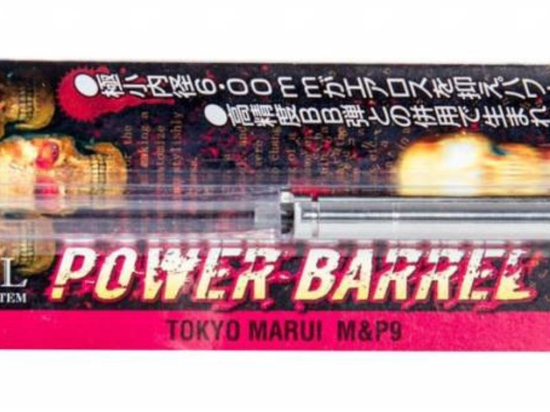 Nine Ball 6.00mm TM GBB Power Barrel