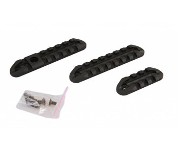 Action Army Three Piece Rail Set for AAC21 Kit